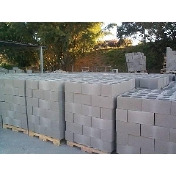 Achar Fábricas Que Vende Bloco de Concreto em Marapoama - Bloco de Concreto em Hortolândia
