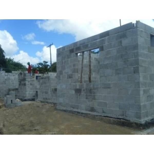 Bloco de Concreto na Vila Mariana - Bloco de Vedação