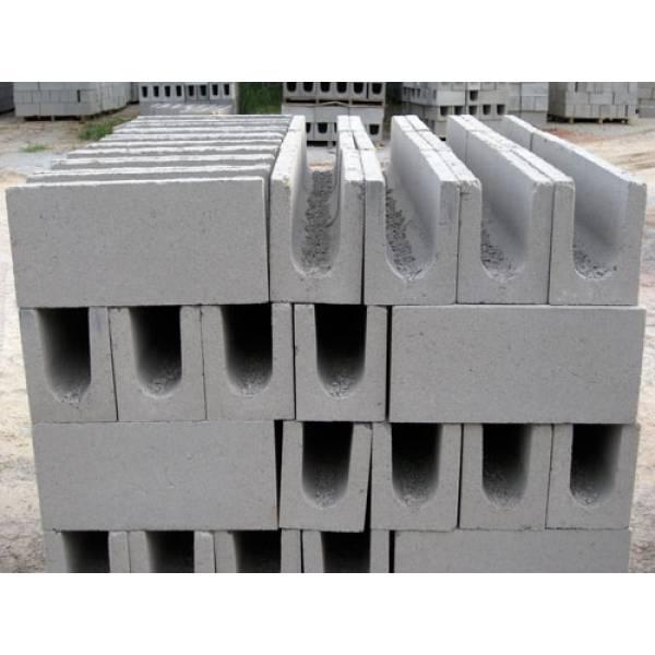 Comprar Bloco Estrutural no Jardim Iguatemi - Blocos Estruturais de Concreto