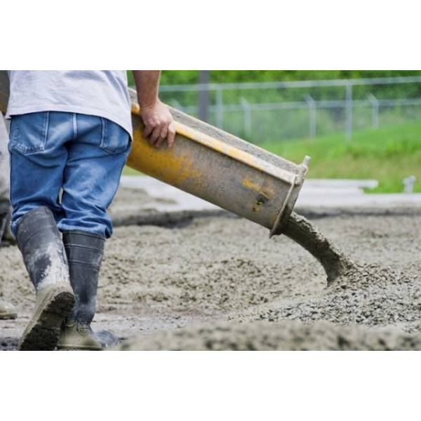 Empresa de Concreto Usinado na Santa Efigênia - Serviços com Concreto Usinado