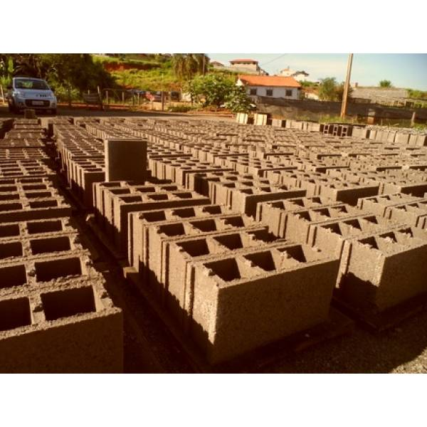 Empresa Que Vende Blocos Feitos de Concreto em Vargem Grande Paulista - Bloco de Concreto em Itapecerica Da Serra