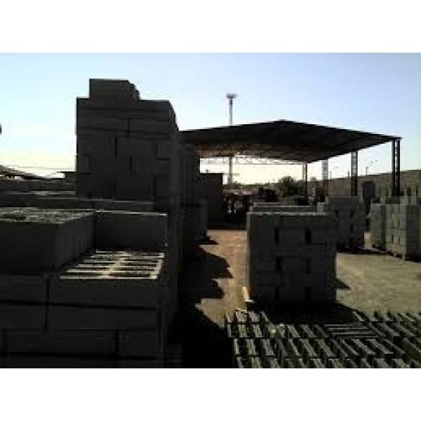 Empresas Ou Fabricação Bloco de Concreto no Morumbi - Bloco de Concreto em Atibaia
