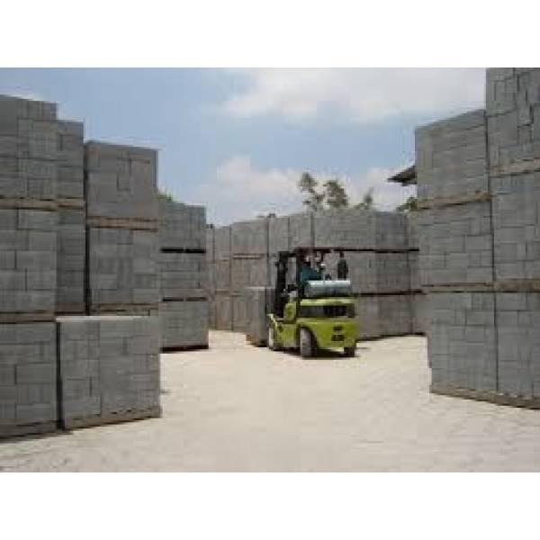 Empresas Ou Fabricação Bloco Feito de Concreto em Americana - Bloco de Concreto em Atibaia