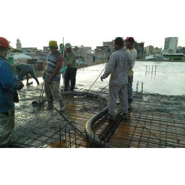 Fábrica de Concreto Usinado em Itu - Serviços com Concreto Usinado