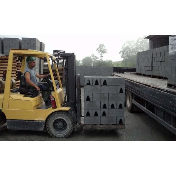 Onde Achar Blocos Feitos de Concreto em São Caetano do Sul - Produção de Blocos de Concreto