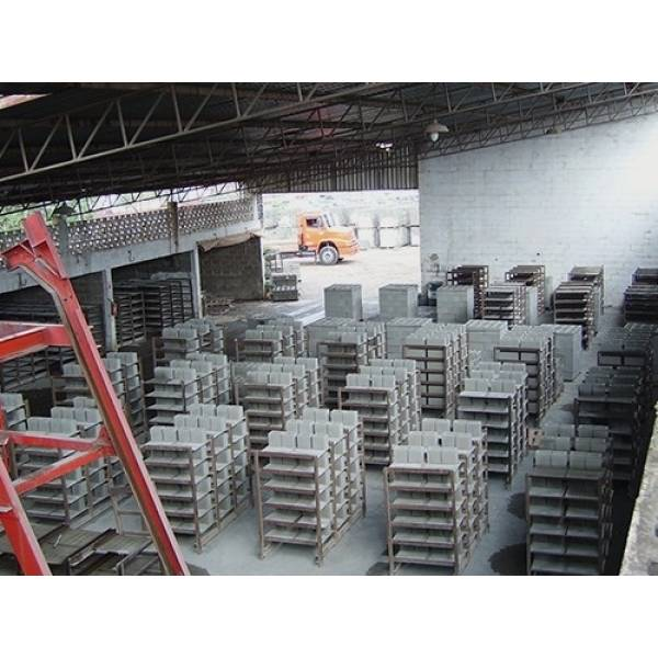 Onde Achar Fábrica Que Vende Bloco de Concreto na Vila Prudente - Bloco de Concreto Colorido