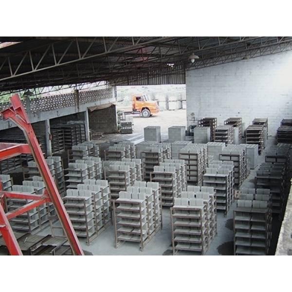 Onde Achar Fábrica Que Vende Bloco de Concreto no Tremembé - Produção de Blocos de Concreto