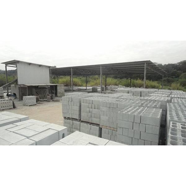 Onde Achar Fabricação de Blocos Feitos de Concreto em Hortolândia - Bloco de Concreto em Campinas