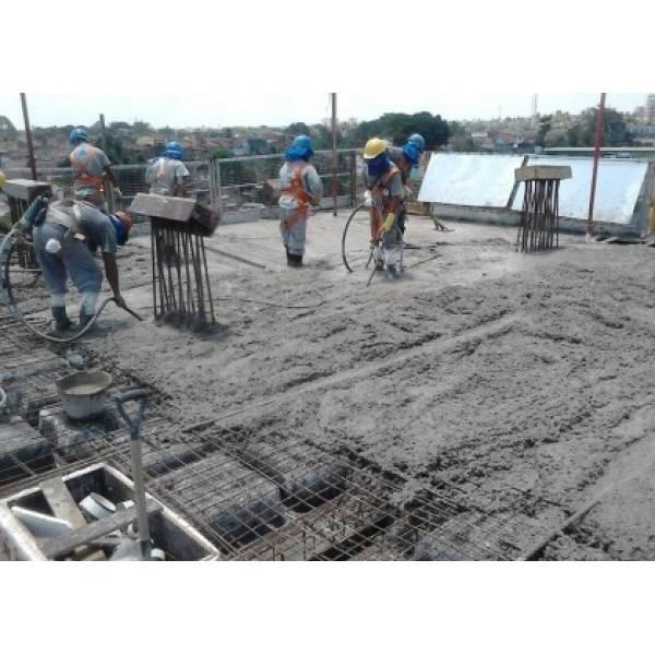 Onde Achar Serviço de Concretos Usinados em Sorocaba - Concreto Usinado Interior SP