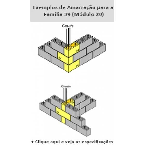 Onde Encontrar Bloco Feito de Concreto em Jaboticabal - Bloco de Concreto Celular Autoclavado