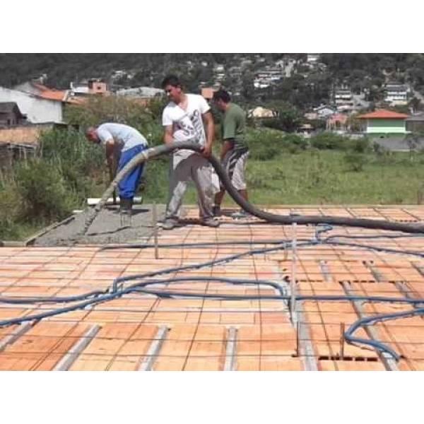 Onde Encontrar Empresa de Serviços para Concretagem  no Brás - Concreto para Lajes