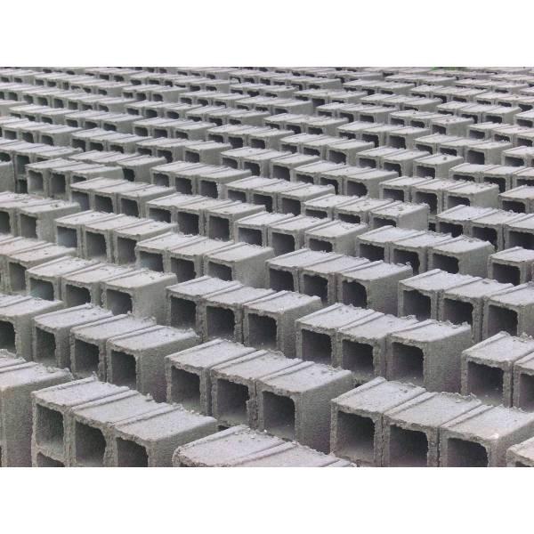 Onde Encontrar Fabricar Bloco de Concreto em São Carlos - Bloco Vazado de Concreto