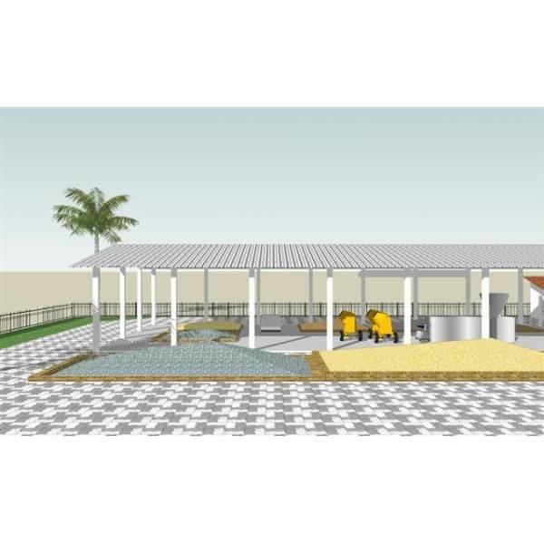 Onde Encontrar Fabricar Blocos de Concreto no Grajau - Bloco de Vedação