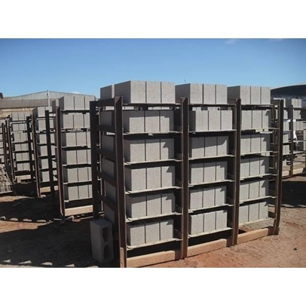 Onde Fabricar Bloco de Concreto em Santo André - Bloco de Concreto em Cajamar