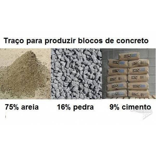 Onde Fabricar Bloco de Concreto em Taubaté - Preço de Bloco de Concreto