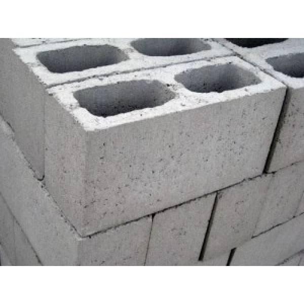 Onde Tem Blocos Feitos de Concreto na Cidade Ademar - Preço do Bloco de Concreto