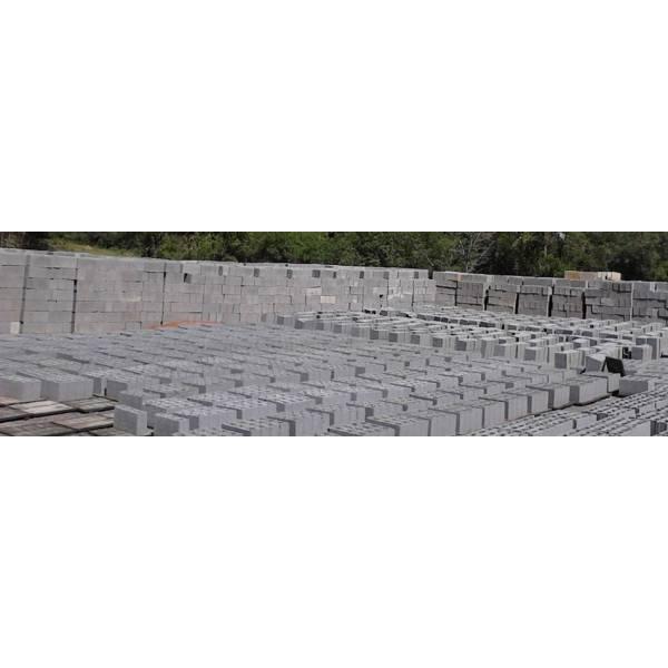 Onde Tem Fábricas de Bloco de Concreto em Embu Guaçú - Produção de Blocos de Concreto