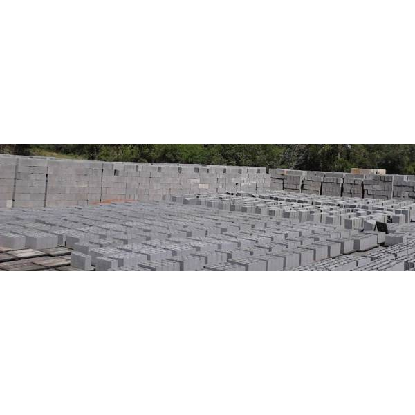 Onde Tem Fábricas de Bloco de Concreto em Piracicaba - Valor Bloco de Concreto