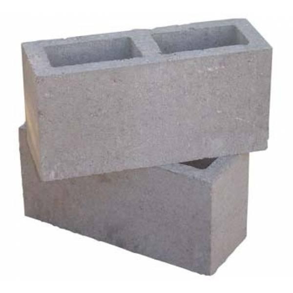 Preço de Bloco de Concreto  em Embu Guaçú - Tijolo Bloco de Concreto