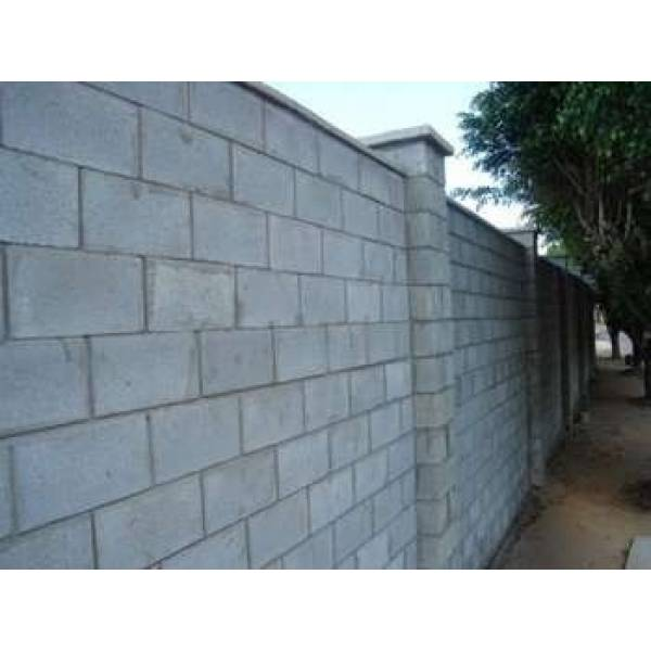 Preço de Blocos de Concreto  em Santa Isabel - Bloco Vedação Concreto