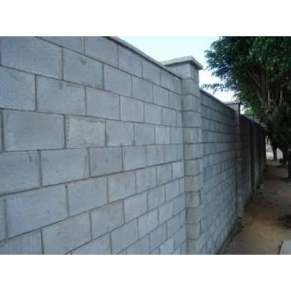 Preço de Blocos de Concreto  em São Domingos - Valor do Bloco de Concreto