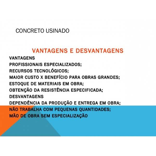 Preço de Concreto Usinado na Cidade Ademar - Concreto Usinado em Franco Da Rocha