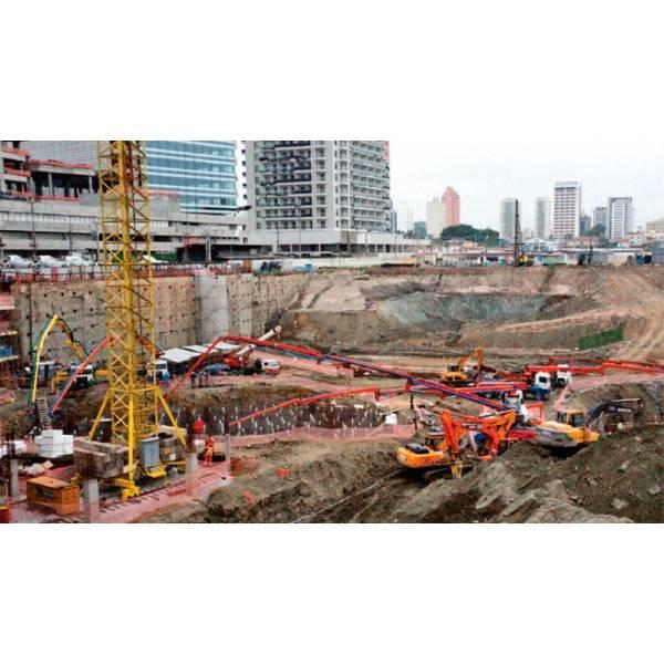 Preço de Empresas de Concretos Usinados em Brasilândia - Concreto Usinado Auto-Adensável