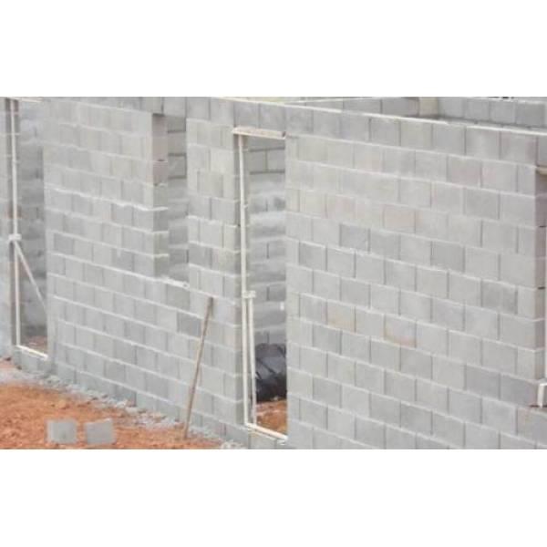 Preço de Fábricas Que Vendem Bloco de Concreto em Santa Cecília - Bloco Vedação Concreto
