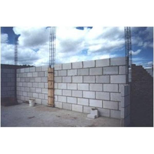 Preço para Fabricar Bloco de Concreto em Santos - Bloco de Concreto de Vedação
