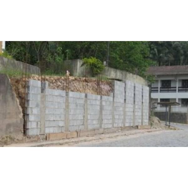 Preço para Fabricar Bloco Feito de Concreto em São Vicente - Bloco de Concreto em Valinhos