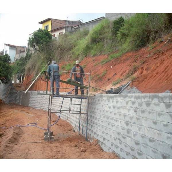 Preço para Fabricar Blocos de Concreto na Cidade Jardim - Bloco de Concreto em Alphaville