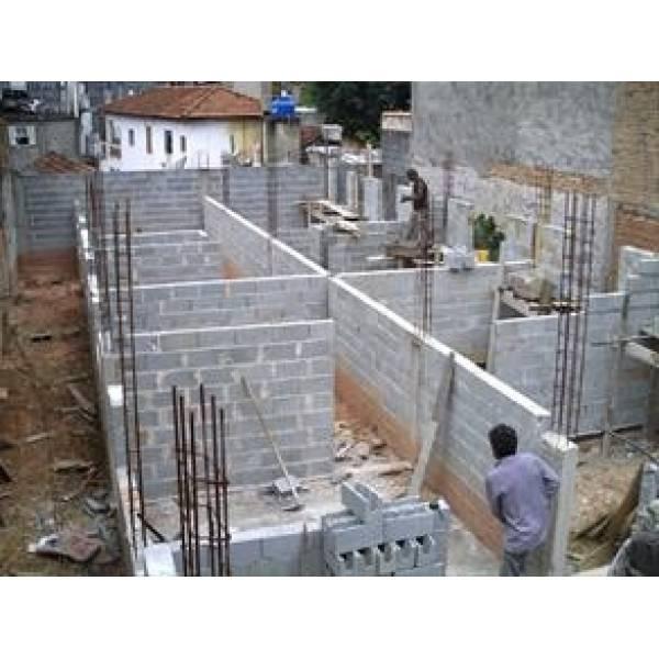 Preço para Fabricar Blocos de Concreto no Jardim América - Bloco de Concreto de Vedação