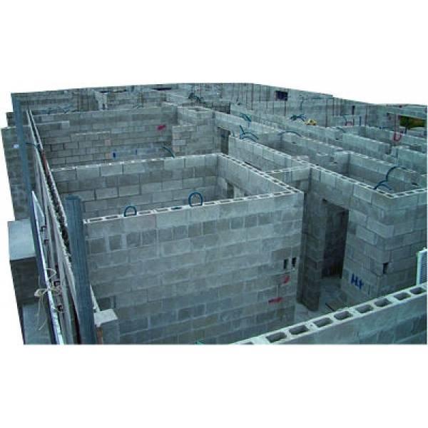 Preços de Fábrica de Bloco de Concreto em Franca - Blocos de Concreto Celular Preço