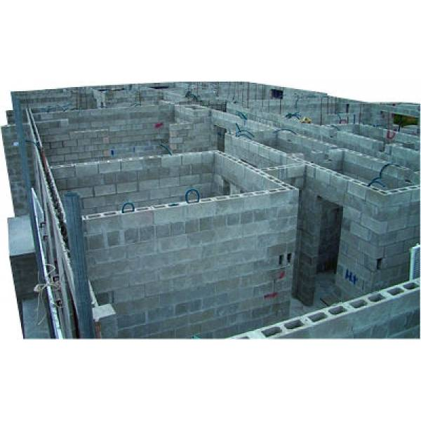 Preços de Fábrica de Bloco de Concreto no Sacomã - Bloco de Concreto Vazado