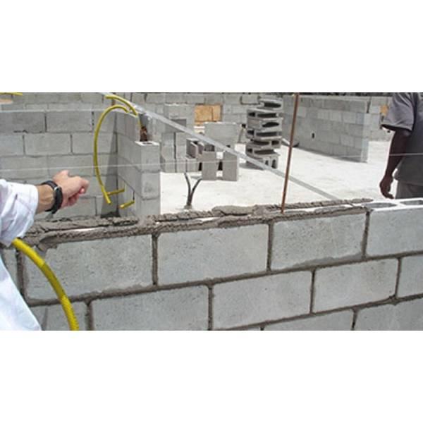 Preços para Fabricar Bloco Feito de Concreto em Alphaville - Blocos de Concreto Leve