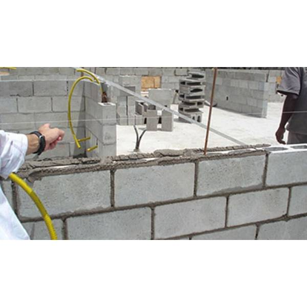 Preços para Fabricar Bloco Feito de Concreto em Cubatão - Tijolo Bloco de Concreto Preço