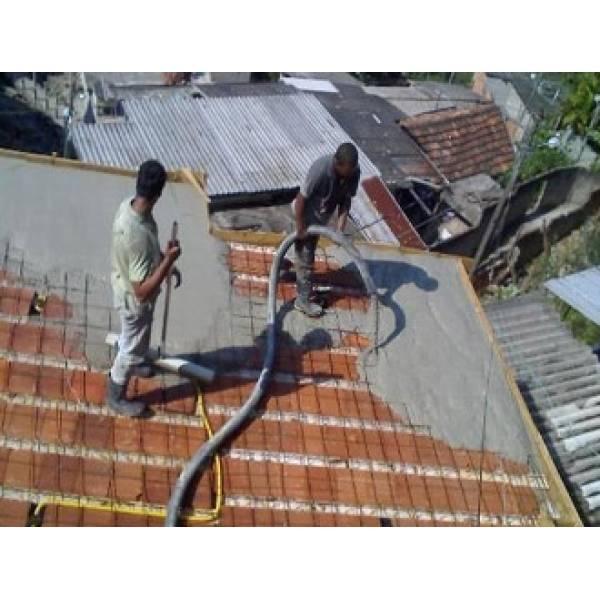 Preparação do Concreto na Luz - Serviços com Concreto Usinado