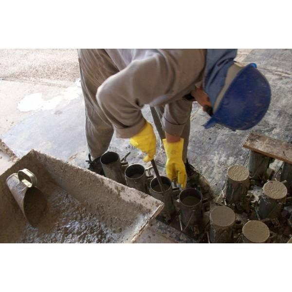 Serviço de Concreto Usinado em Jaçanã - Concreto Usinado Resfriado com Gelo Ou Nitrogênio