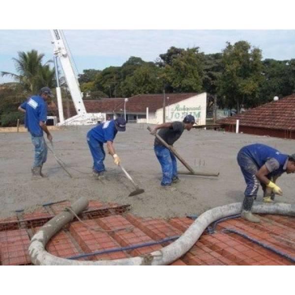Serviços de Concreto Usinado na Vila Curuçá - Concreto Usinado em Itapecerica Da Serra
