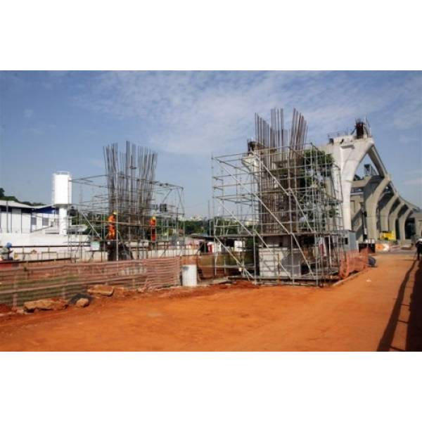 Serviços de Concretos Usinados no Jardim Paulista - Concreto Usinado Auto-Adensável