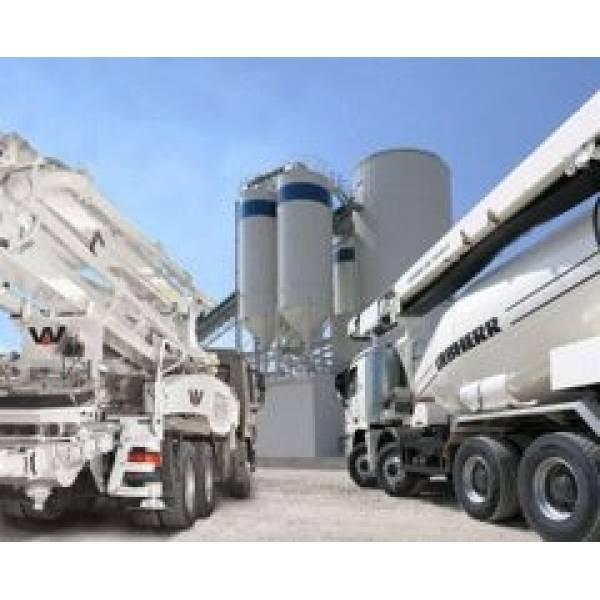Serviços de Empresa de Fabricação de Concreto em Cubatão - Empresa de Concreto Usinado SP
