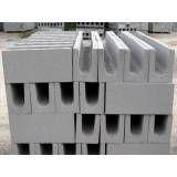 Achar fabricação de bloco de concreto na Vila Leopoldina