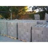 Achar fábricas que vende bloco de concreto em Marapoama