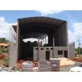 Bloco de Concreto em Santo André