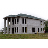 Blocos estruturais no Jaguaré