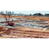 Concreto para arena na Cidade Dutra