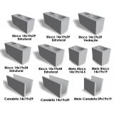 Empresa de blocos feitos de concreto em Perdizes