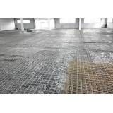 Empresa de concretos de fibras na Cidade Jardim