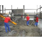 Empresa de serviço piso concreto na Freguesia do Ó