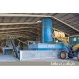 Empresa ou fábrica que vende bloco de concreto em Jandira